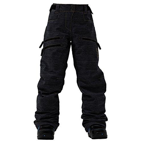 Rehall Majhi Junior Snowboard Hose Größe 140 denim fabric -