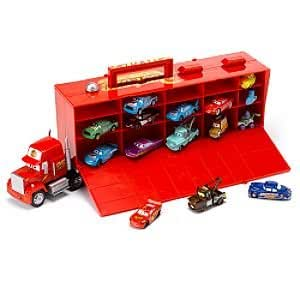 camion mack disney cars pixar 15 voitures neuf jeux et jouets. Black Bedroom Furniture Sets. Home Design Ideas