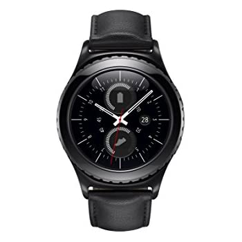 SAMSUNG Gear S2 Classic - Relojes Inteligentes (Cuero, Alrededor ...