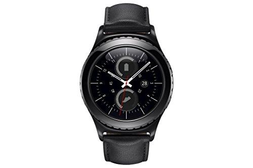 Samsung SM-R7320ZKADBT Gear S2Sport Smartwatch, NFC, Memoria RAM da 512 MB, Solo Bluetooth, Nero