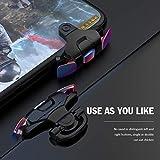 Mobile Triggers,Mobile Game Controller, Game Trigger for PUBG/Fortnite/Call of Duty,Shooter Sensitive Controller Joysticks Ai