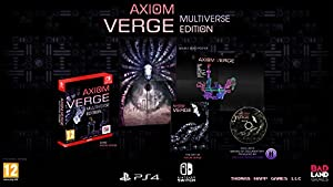 Axiom Verge: Multiverse Edition (Nintendo Switch)