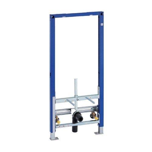 Preisvergleich Produktbild Geberit 111510001 Duofix Montageelement Wand-Bidet für Einlocharmatur 112 cm
