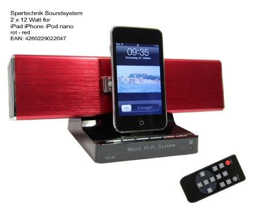 spartechnik-sound-system-2-x-12-watt-per-apparecchi-apple-a-30-pin-come-ipad-iphone-ipod-nano-1g-2g-