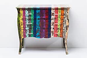 Kare 78119 Commode Rainbow Vintage