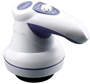 MANIPOL Body Massager (White, JS113)