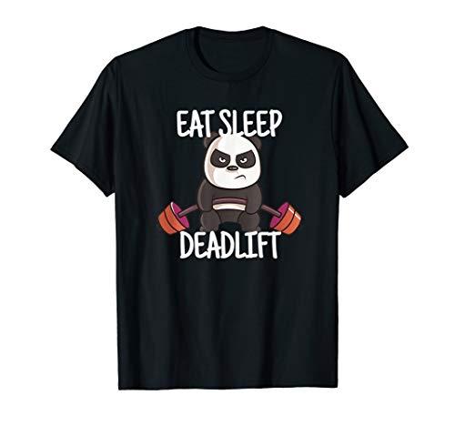 Panda Kreuzheben Apparel Workout Gewichtheben Bodybuilding