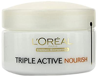 L'Oreal Paris Triple Active Day Moisturiser Very Dry Skin 50ml from L'Oreal