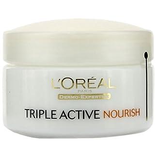 L'oreal – Triple active, crema nutritiva hidratante, 50 ml