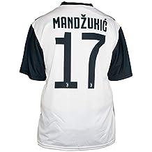 Camiseta Jersey Futbol Juventus Mandzukic Replica Oficial Autorizado 2018-2019 Niños (2,4