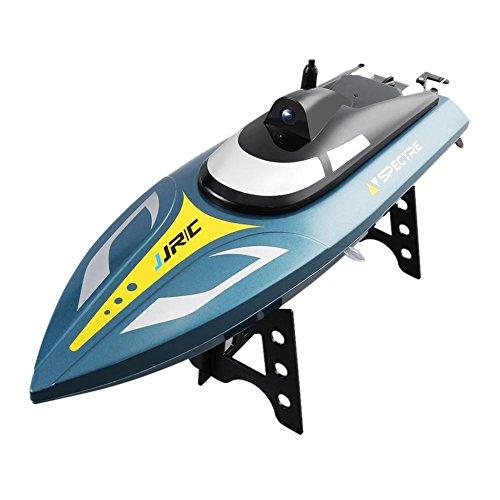 JJRC S4 RC Rennboot Ferngesteuertes High Speed Boat - Remote Control Boat Mit Echtzeit Wifi Bildübertragung, Racing Spielzeug für Erwachsene und Kinder, TOP Geschenk