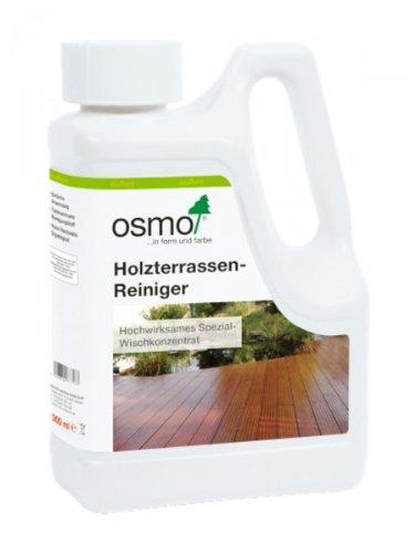 OSMO Osmo Wood Cleaner 1 ltr terrasser. 8025 Djup penetrerande torka koncentrat