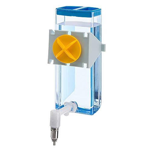 Ferplast 84674070 Nager-Trinkautomat SIPPY 4674 MEDIUM, Befestigung am Gitter oder an glatten Oberflächen, Inhalt: 300 ml -