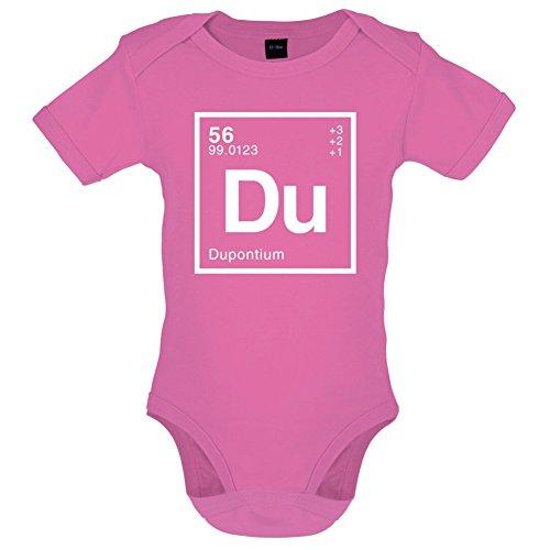 dupont-element-periodique-marrant-bebe-body-rose-clair-0-a-3-mois