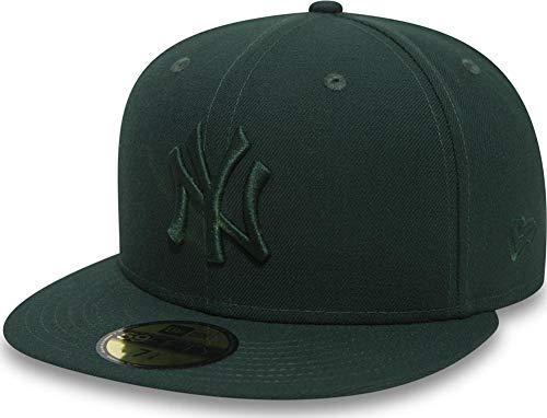 New Era Herren Fitted Caps MLB League Essential New York Yankees 59 Fifty grün 7 3/8-58,7cm