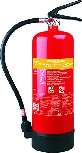 Preisvergleich Produktbild ELRO SB6 Schaumlöscher, 6 Liter