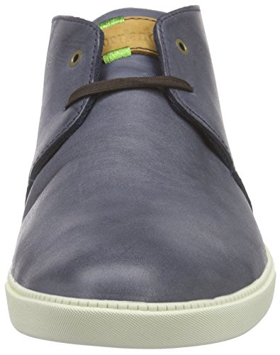 Timberland Herren Newmarket_fulk Lp Mid Chukka Boots Blau (Navy)