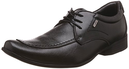 Fortune (from Liberty) Men's Lpm-082 Black Formal Shoes - 6.5 UK/India (40 EU)