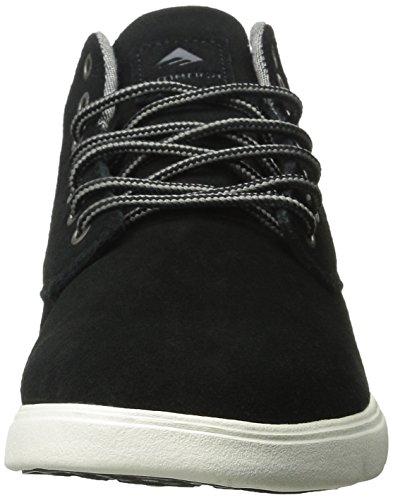 Emerica Wino Cruiser Hlt, Herren Skateboardschuhe Noir (Black White 976)