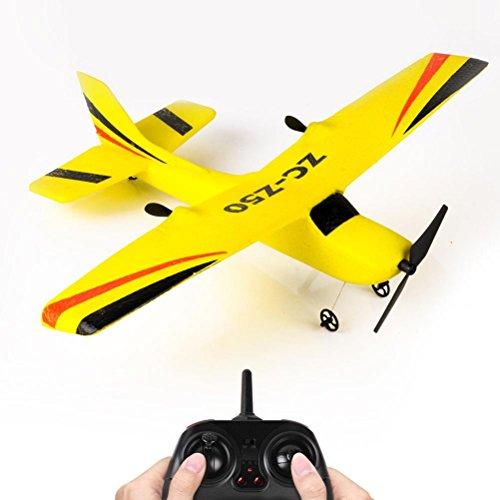 IGEMY Z50 Gyro RTF Fernbedienung Segelflugzeug 350mm Spannweite EPP Micro Indoor RC Flugzeug (YE)