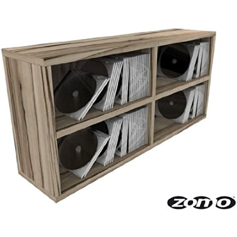 Zomo 0030102962100/2Cs Box Zebrano