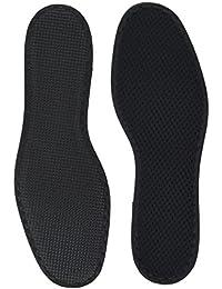 Bama Deo Active Schuh-Einlegesohlen, Für ein Frischegefühl bei langem Tragen, Unisex, Schwarz