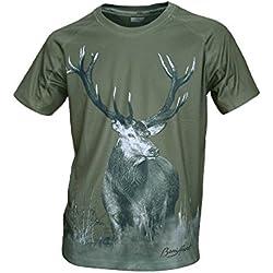 "Camiseta Tecnica""Ciervo"" S"