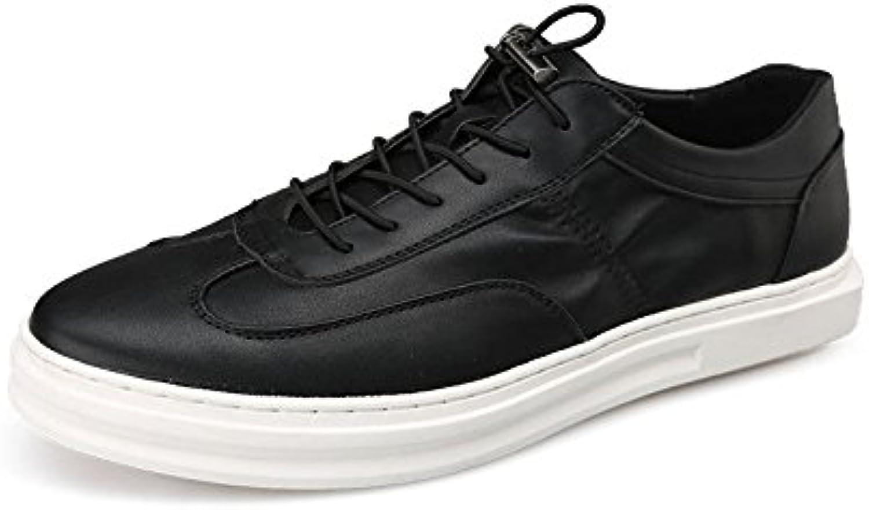 Zapatos Blancos de Moda de los Hombres Zapatos Casuales Jóvenes Zapatos Huecos Salvajes