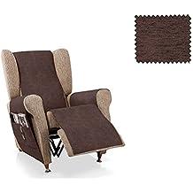 Cubre sillón relax Biggie Tamaño 1 plaza (55 Cm.), Color 17 (varios colores disponibles)