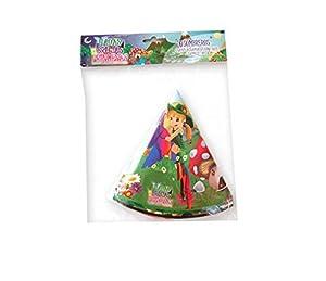 Verbetena - 6 sombreros Hadas, brujas y princesas (012900181)