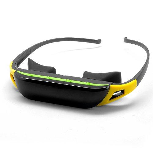 Gafas vídeo virtual Private mobile Theater 84pulgadas