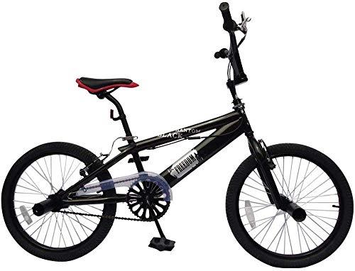 Nova BMX Bicicleta BMX Black Phantom Color Negro Ruedas