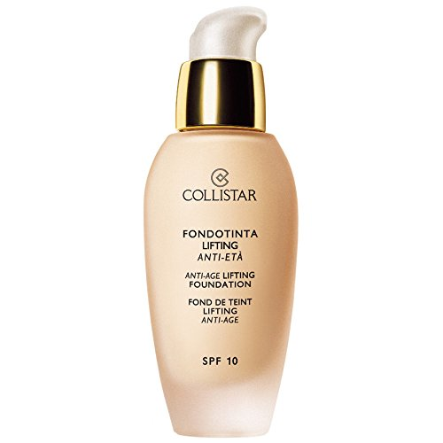 Collistar Fondotinta Lifting Anti-Eta (Tono #03-cappuccino, SPF 10) - 30 ml.