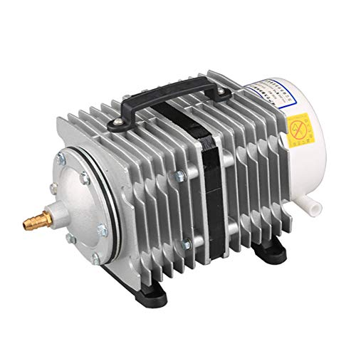 Wildlead Bomba de Aire electromágnetica 35W electromágnetico para los Sistemas hidropónicos del Acuario del Acuario