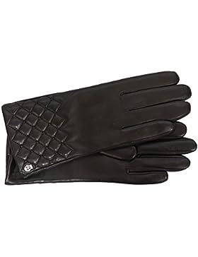 Eleganter Damenhandschuh Echtleder von Roeckl in schwarz