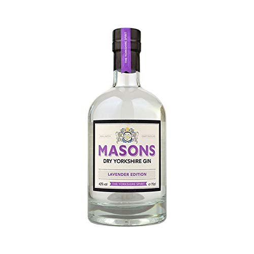 Mason\'s Lavender Edition Dry Yorkshire Gin, 70 cl
