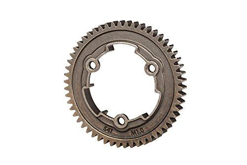Traxxas 6449X 54-t Stahl 1,0metrisch Pitch 20° Druck Winkel Stirnrad (Lager Metrische)