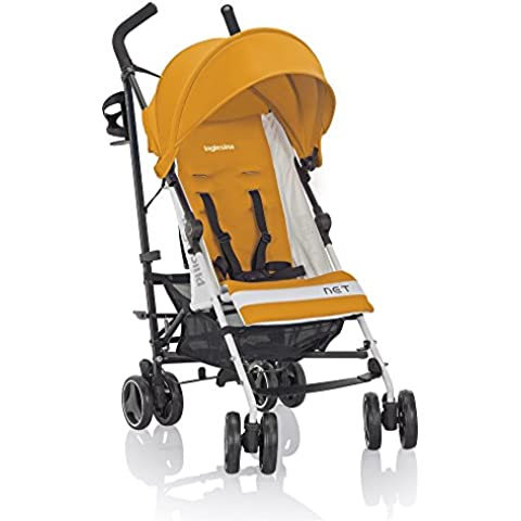 Inglesina NET Zenzero - Silla de paseo, color amarillo