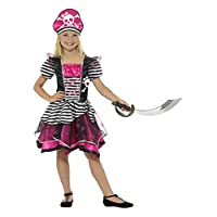 Smiffys 21981L Perfect Pirate Girl Costume