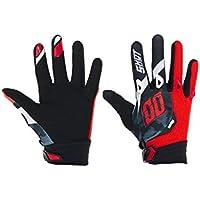 Shot Devo Ultimate Kinder Motocross Handschuhe Schwarz//Neon L