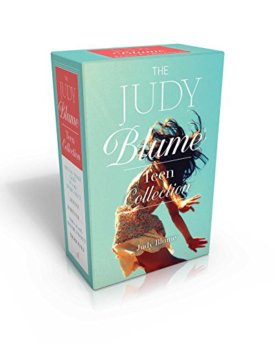 The Judy Blume Teen Collection: Are You There God? It's Me, Margaret/Deenie/Forever.../Then Again, Maybe I Won't/Tiger Eyes por Judy Blume