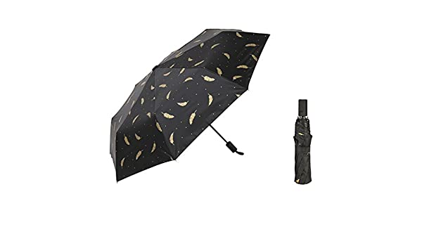 54baa68e84b2 Yunhigh Black: Yun Windproof Umbrella Ultra-Light Mini: Amazon.in ...