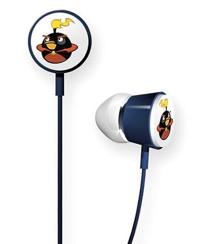 Gear4 Angry Birds Space Deluxe Tweeters In-Ear Stereo Headphones -