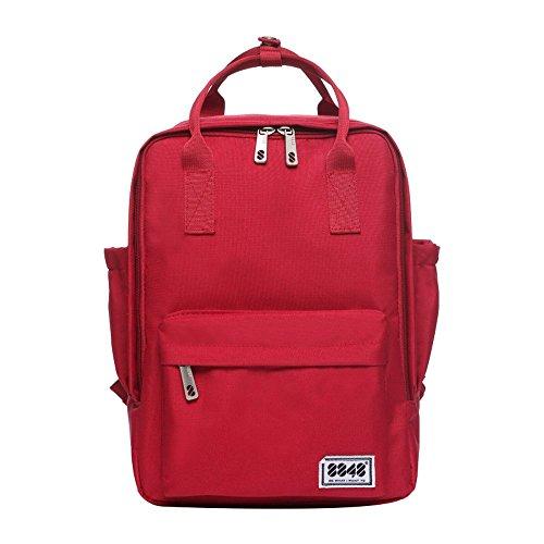 8848 Tote Bag Borsoni Sportivi Spalle Borsa Sacchetto di Scuola Laptop Bag Zaino Outdoor Pacchetto di CoppiaModa Tempo Libero Casual Daypacks Green