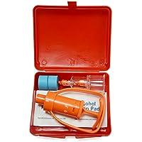 konmed Notfall Erste Hilfe Supplies sauglüftern, Vakuum Pumpe Reise Sicherheit Kit Venom Protector Schlange Beißen... preisvergleich bei billige-tabletten.eu