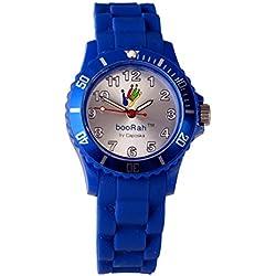 booRah® Bez BZL4B Blue Watch
