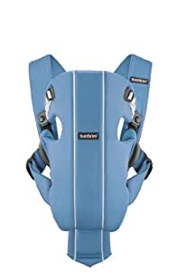 BABYBJÖRN Baby Carrier Original (Light blue, Cotton)