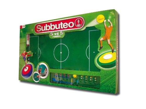 Hasbro Juegos Subbuteo 5 vs. 5, Juego de Mesa A5167546