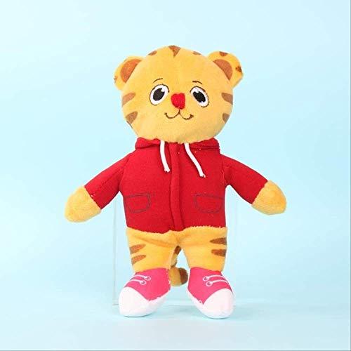Lspp jouet en peluche dessins animés 20cm daniel tiger's neighborhood plush katerina kittycat friend daniel tiger kitty peluche doll toys kids tigre