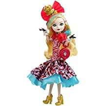 Ever After High CJF42 Il Paese delle Meraviglie - Bambola Apple White